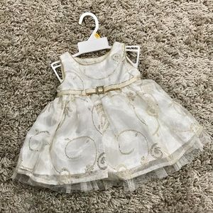 Other - NWOT Girls Party Dress - 12 mo. Great for Xmas!